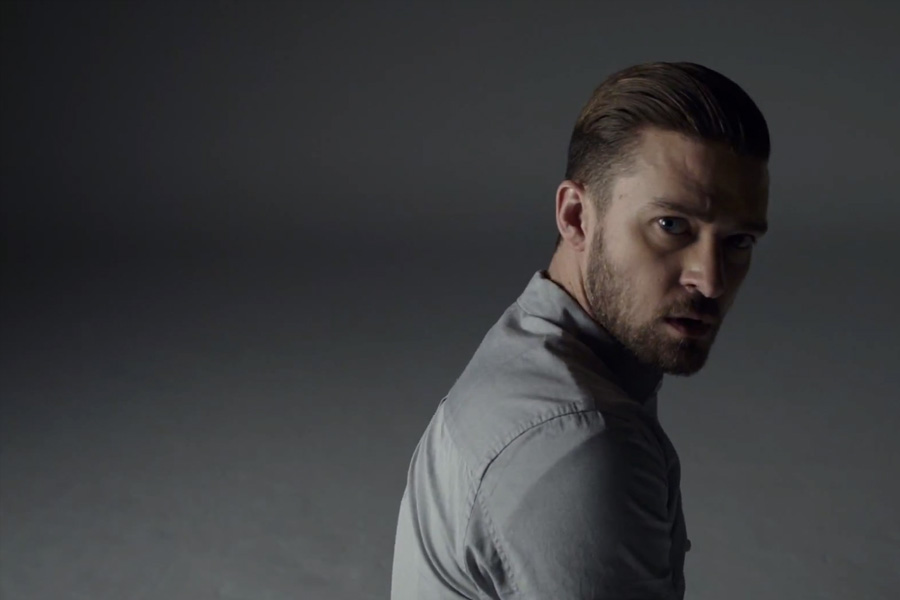 Justin Timberlake: Tunnel Vision, donne nude nel video