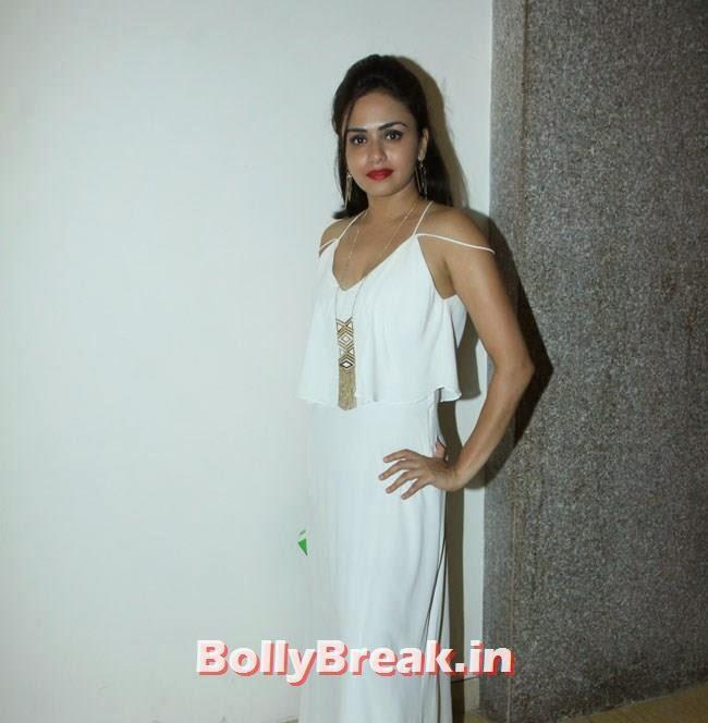 Amrita Khanvilkar, Marathi Actress Pics from Poshter Boyz 2014 Marathi Movie Music Launch