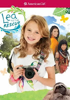 American Girl: Lea to the Rescue (2016) Poster