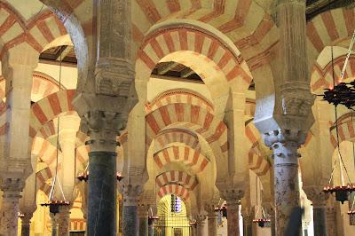 Córdoba – Mezquita, Mosque – Cathedral of Córdoba