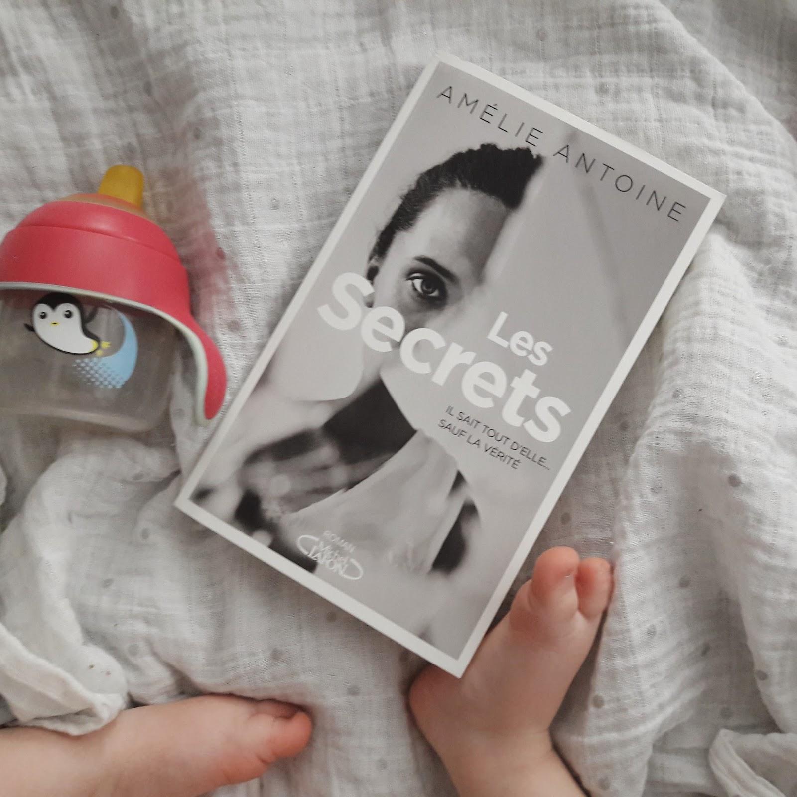 Les Secrets d'Amélie Antoine
