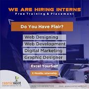 Free Web Development internship Program in Hyderabad