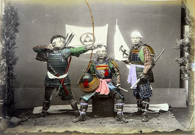 Photos Of Old Japan (24 Pics)