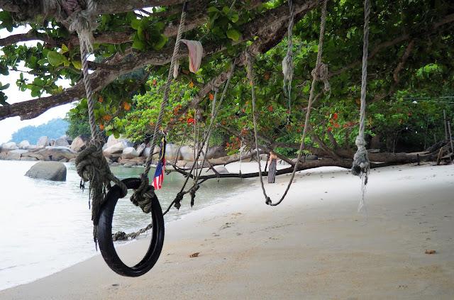 Nipah Beach Pangkor