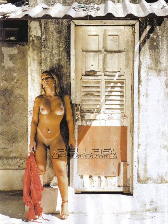 Valesca Popozuda nua, pelada na Playboy 8