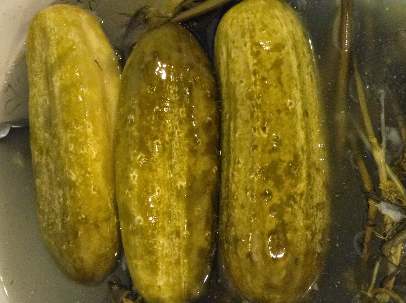 Pete's pickles
