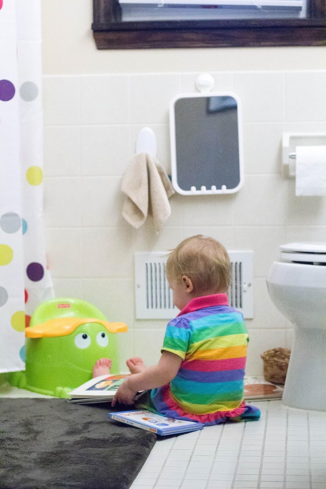 Montessori Home The Bathroom