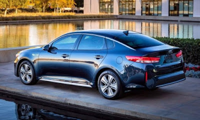 Kia Optima Hybrid 2018 Review, Specs, Price