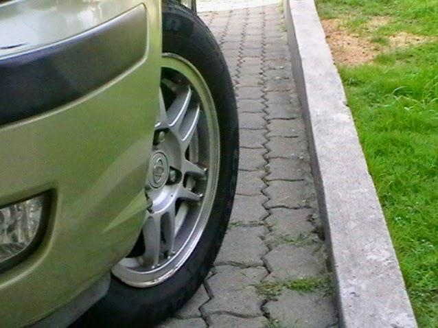 Car Wheels: Car Wheels Uphill