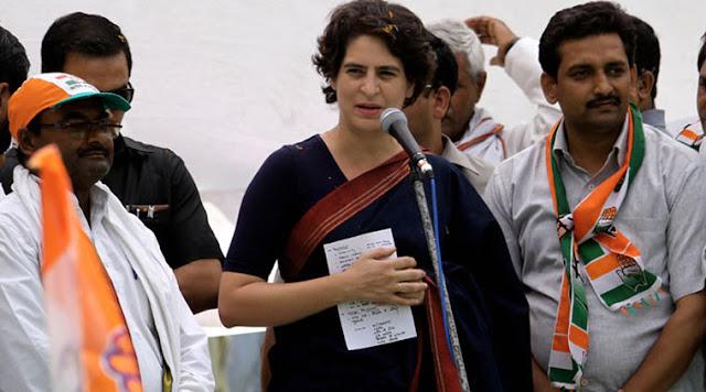 यूपी चुनाव: प्रशांत किशोर ने कहां पूरे राज्य में प्रचार करें प्रियंका गांधी
