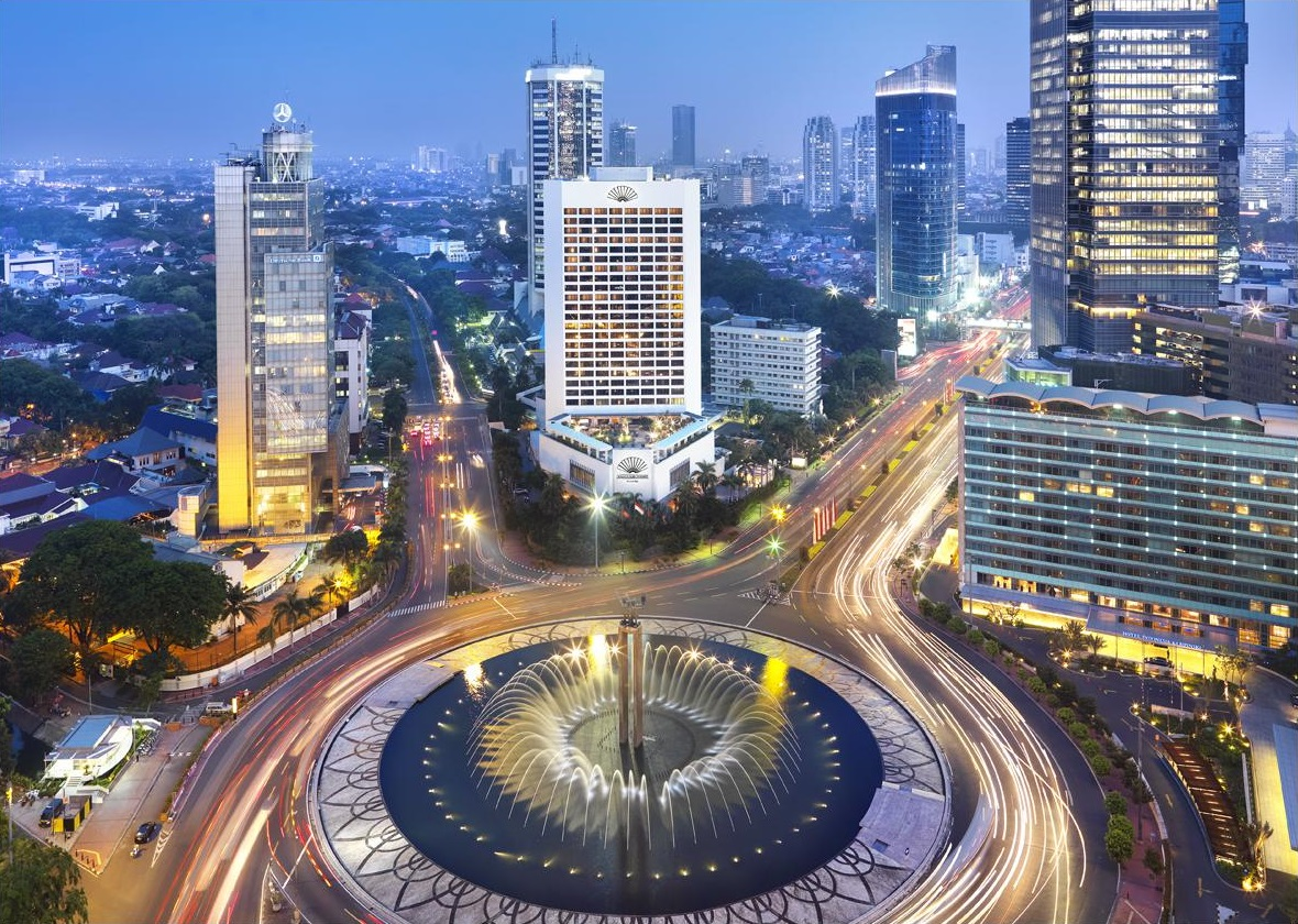 DELUXSHIONIST LUXURY CAPITAL CITIES: CENTRAL JAKARTA EDITION