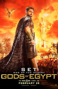 Download Gods of Egypt (2016) 400MB HDTS Dual Audio [Hindi-English]