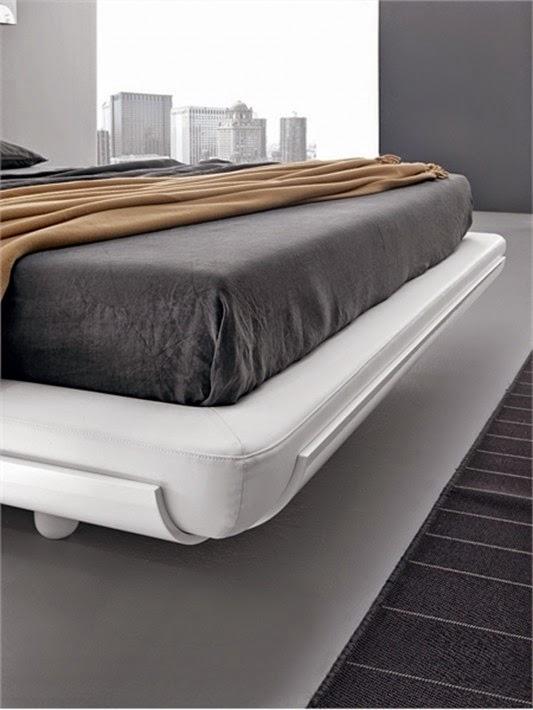 decoracao de cama combinado com um design simples moderno Fusion