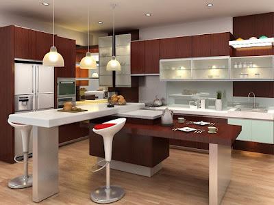 Jadikan Dapur Sebagai Tempat Berbincang Bersama Keluarga