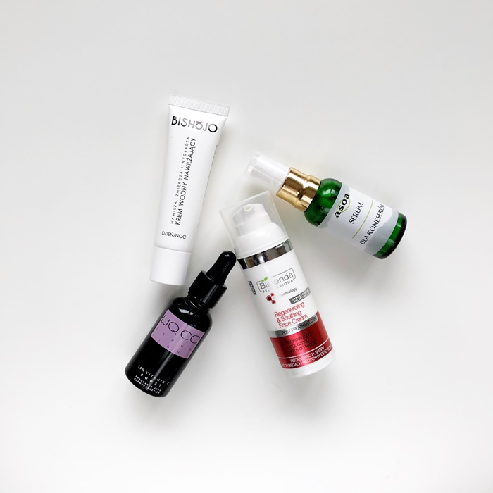 serum do skóry odwodnionej