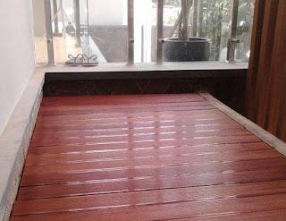 lantai kayu merauke