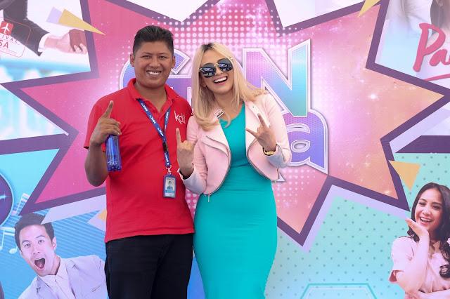 Foto Bersama Sherly Mey di Gentara MNC TV Eps 18 Desember 2016