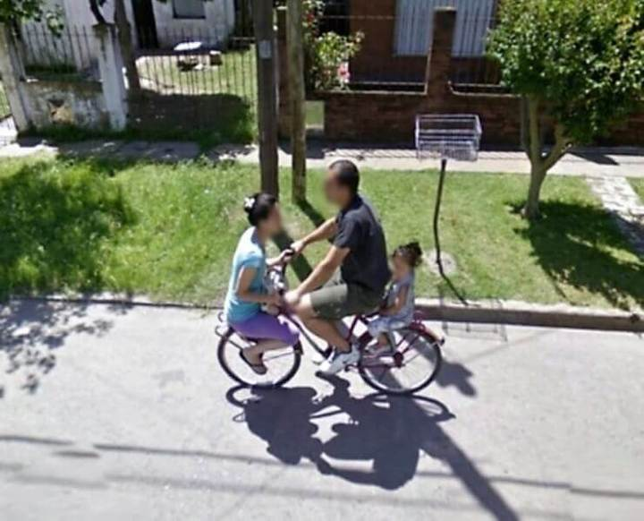 Fotos bizarras do Google Street View e Google Maps