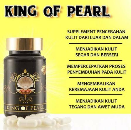 king of pearl mutiara murah