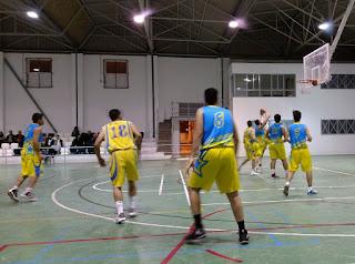 El Jaén CB coge la delantera en el Grupo A de la Liga Provincial