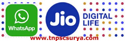 Jio Phone and Jio Phone 2 WhatsApp Install