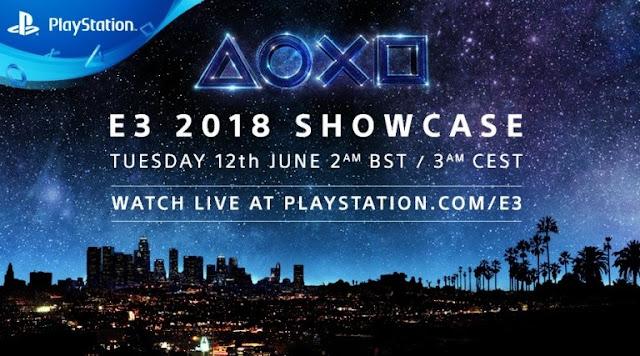 رسمياً سوني تحدد تاريخ و موعد مؤتمرها في معرض E3 2018 و تكشف الألعاب التي ستقدم خلاله ، لكن …