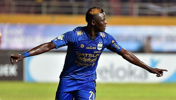 Ezechiel N'Douassel (Persib Bandung)
