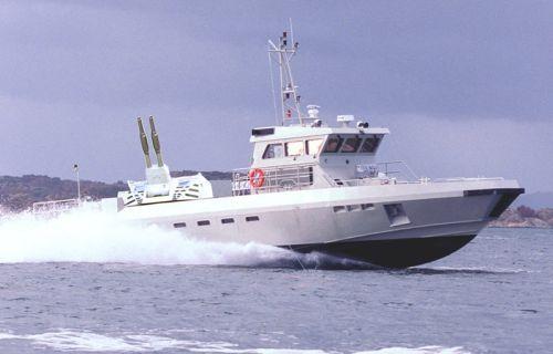 kapal rudal Abu Dhabi