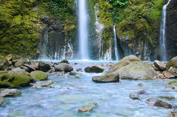 The Most Beautiful Waterfall in Indonesia That Presents Natural Coolness