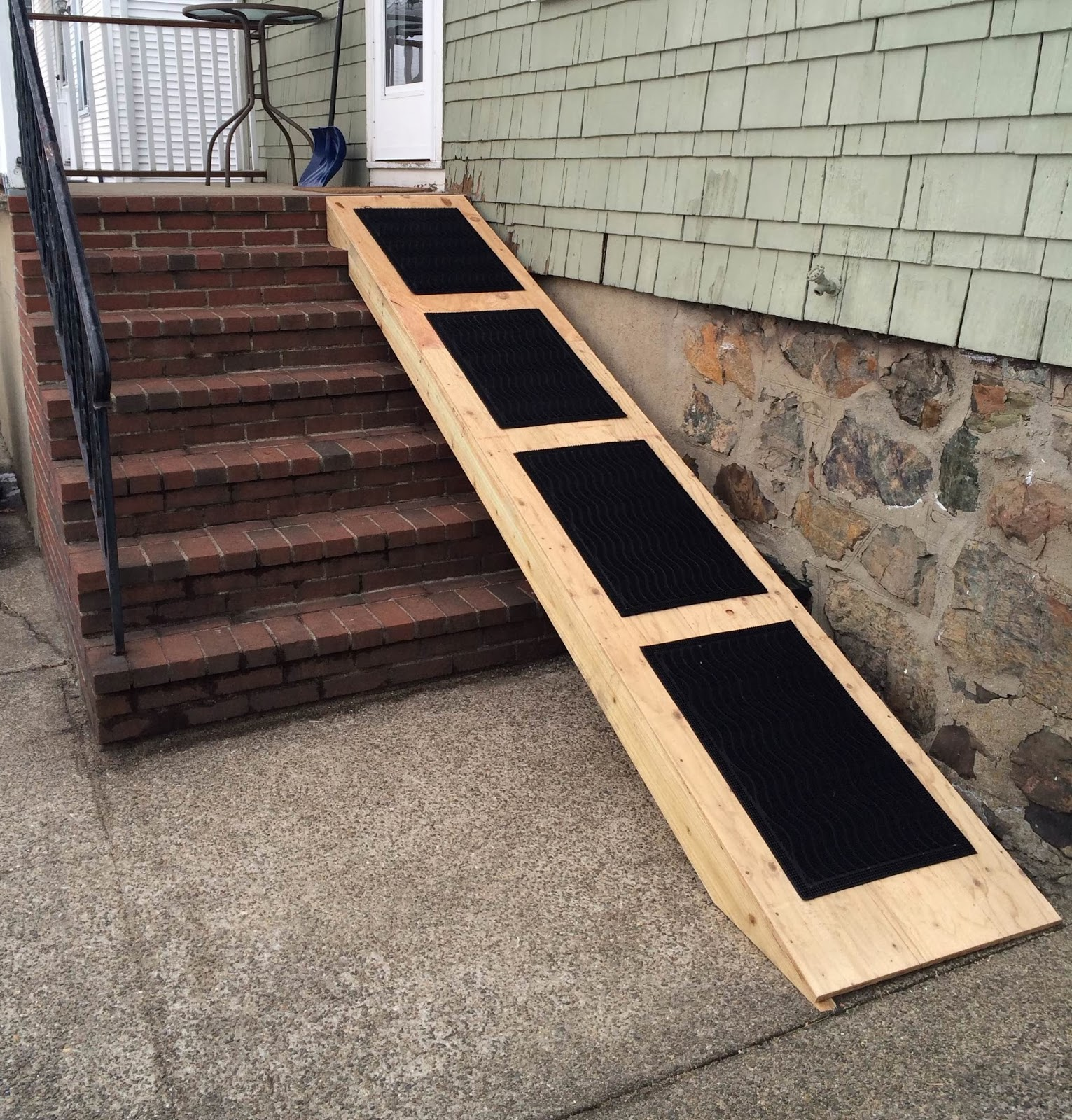 How to Build a Dog Stairs