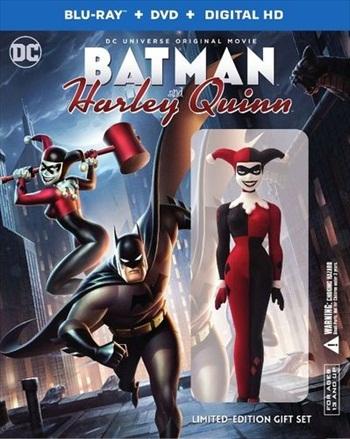 Batman and Harley Quinn 2017 English Movie Download