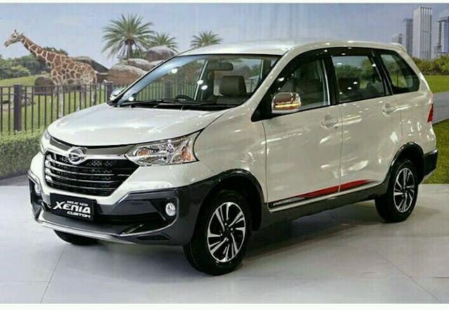 Harga Daihatsu Xenia Custom