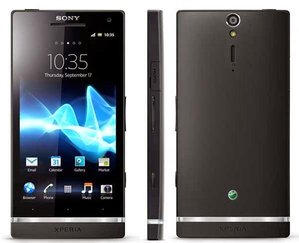 Harga Sony Xperia S Terbaru