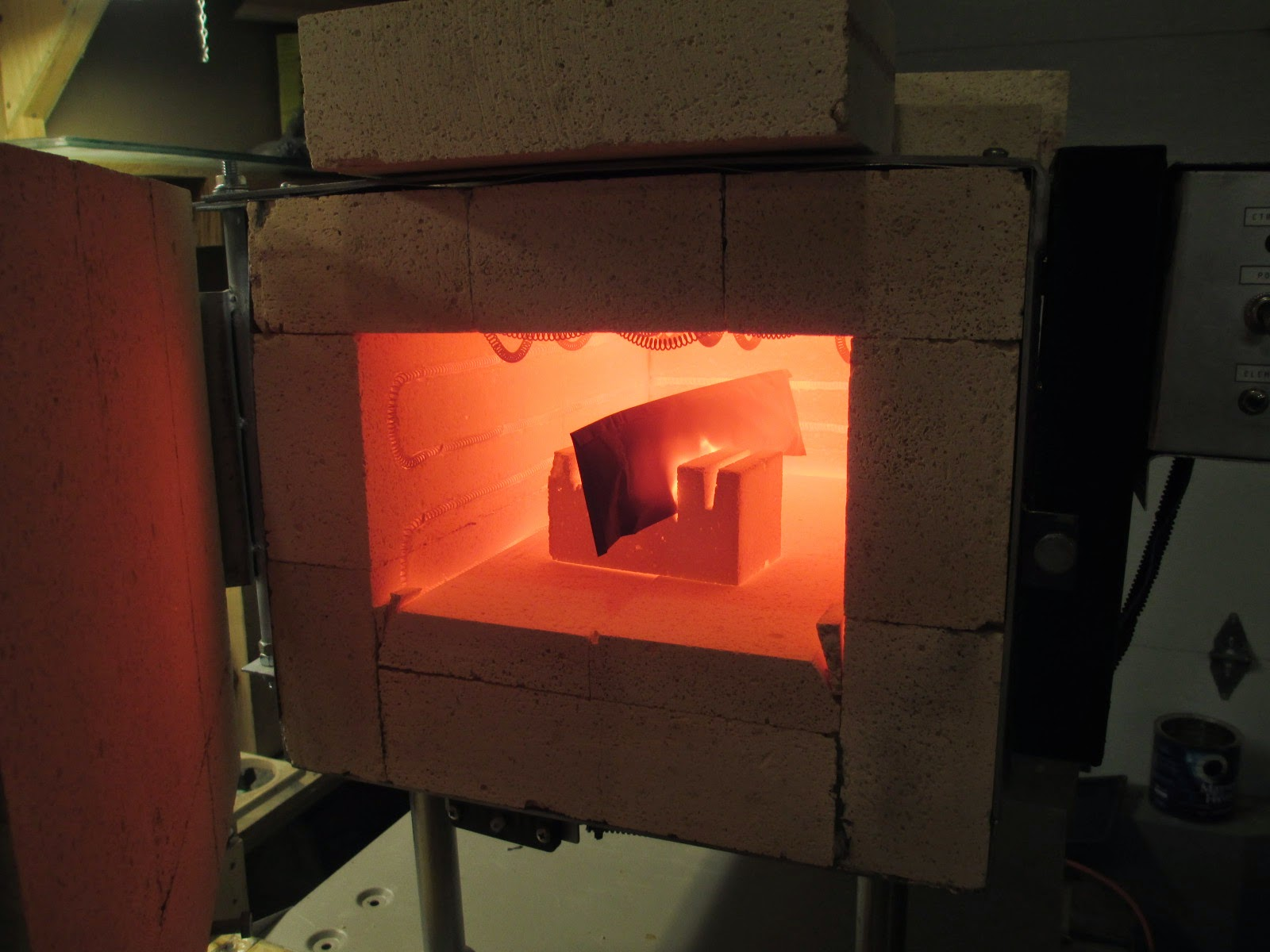 Heat Treating Oven : Diy knifemaker s info center dh heat treatment