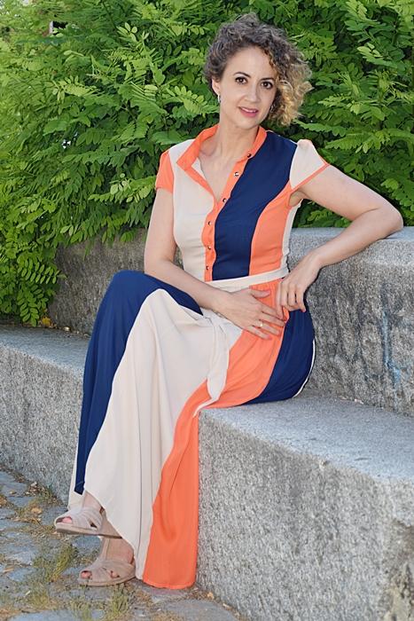 Outfit-Vestido-largo-color-block-gasa-4