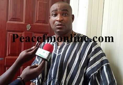 Stop NDC School Or . . . – Chairman Wontumi Charges