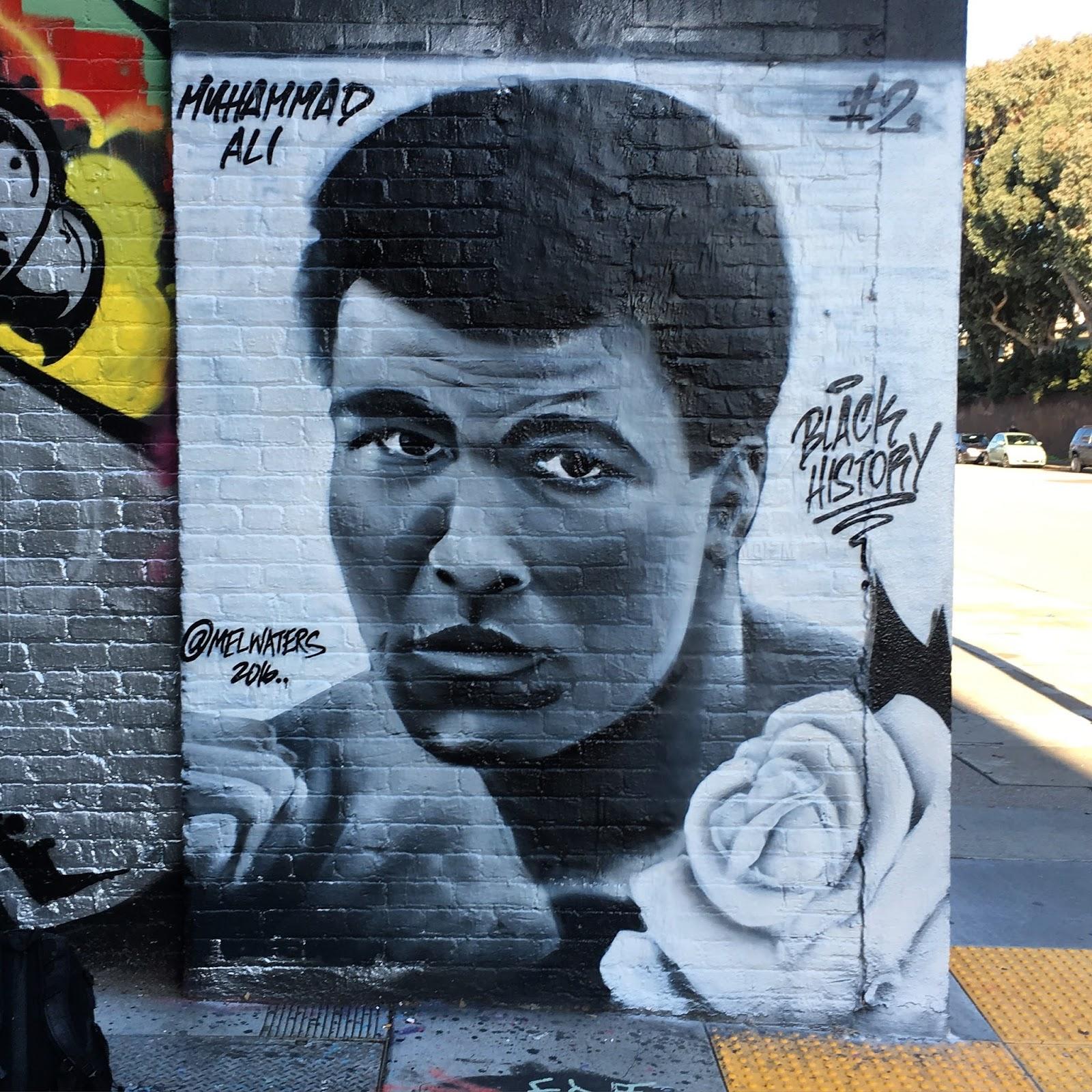 Muhammad Ali Art Project