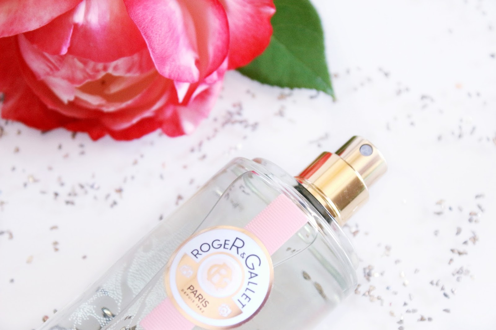 Ylang eau parfumée bienfaisante Roger & Gallet