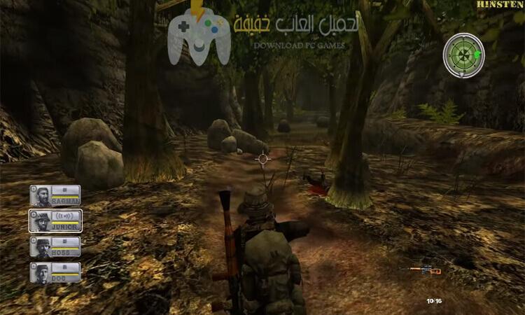 تحميل لعبة عاصفة الصحراء 3 مضغوطة من ميديا فاير