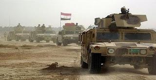 """عمليات  قادمون يا نينوى تعلن تحرير منطقة """"دكة بركة"""" في الموصل القديمة"""
