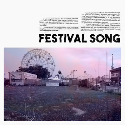 "JEFF ROSENSTOCK ""Festival Song"""