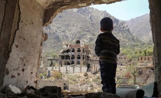 Krisis Yaman Akibat Pemberontakan Syiah Houthi: 85 Ribu Anak Meninggal Kelaparan