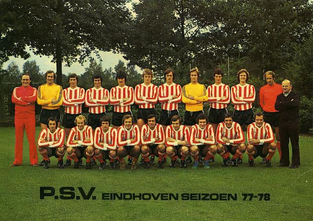 Copa da UEFA 1977-1978: o PSV desbrava a Europa