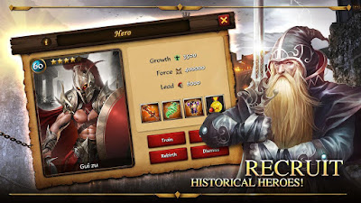 Age of Warring Empire Apk v2.4.39 Mod