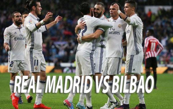 Prediksi Skor Real Madrid vs Athletic Bilbao 19 April 2018 | Prediksi Skor Terbaik