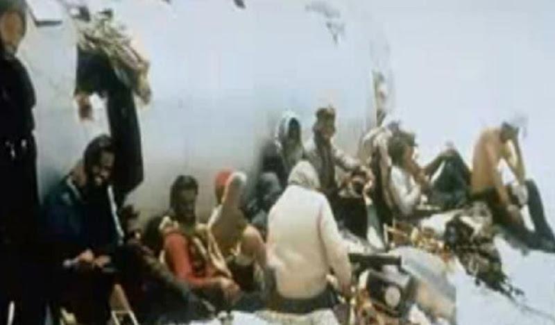 Siglo Xxi Chili Les Miracules Des Andes Reunis 40 Ans Apres Le Crash De Leur Avion
