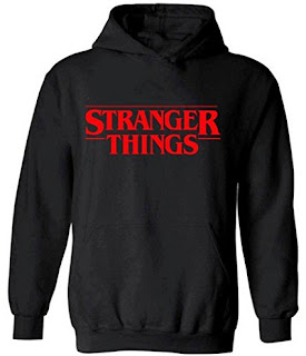 Stranger Things, Hoodie, Clothing, Gifts, Merchandise, Stephen King Store