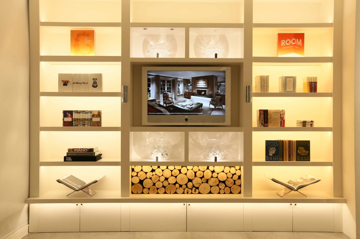 25 Brilliant Ways to Built-In Bookcase & Wall Box Shelves That Make ...