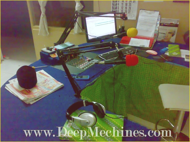 Radio Dirgahayu Barabai (RDB) FM 100.2MHz