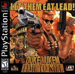 Duke Nukem Ps1